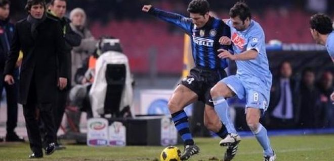 Napoli-Inter precedenti