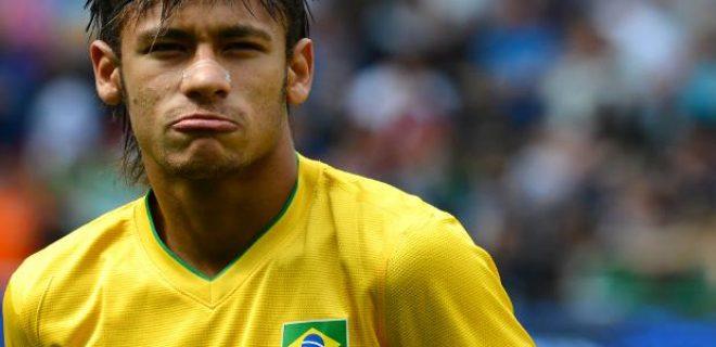 Neymar Olimpiadi
