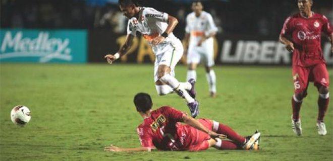 Neymar - Santos vs Juan Aurich