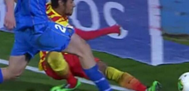 Neymar infortunio caviglia