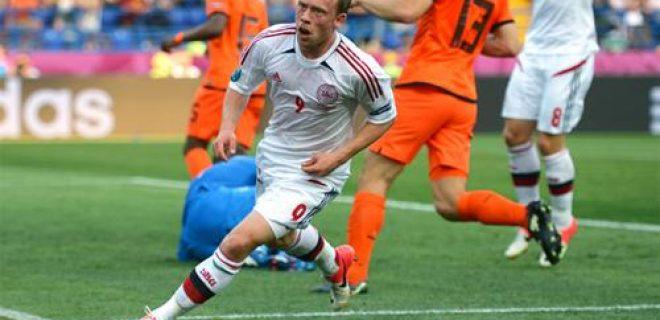 Olanda-Danimarca 0-1 (Euro2012)
