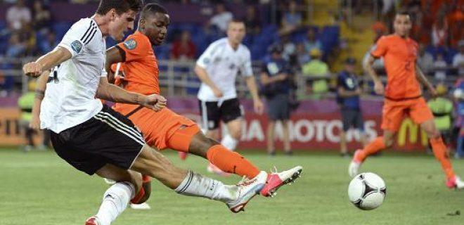 Olanda-Germania 1-2 Gomez