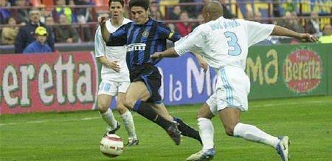 Olympique Marsiglia-Inter 2004