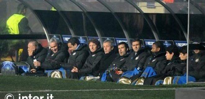 Panchina nerazzurra Trabzonspor-Inter (2)
