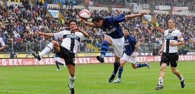 Parma-Inter 2008