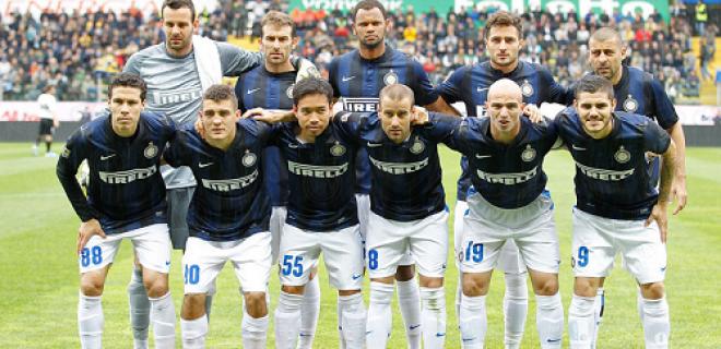 Parma-Inter foto squadra