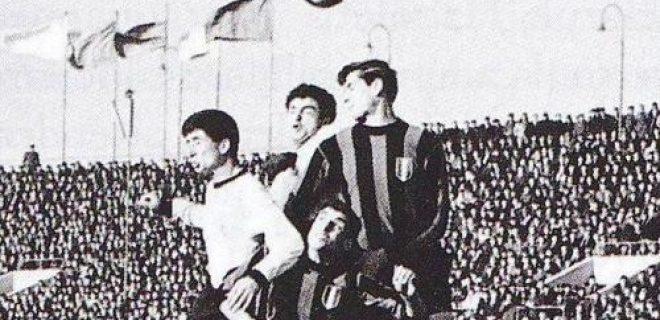 Partizan-Inter precedenti