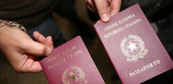 Passaporti Falsi