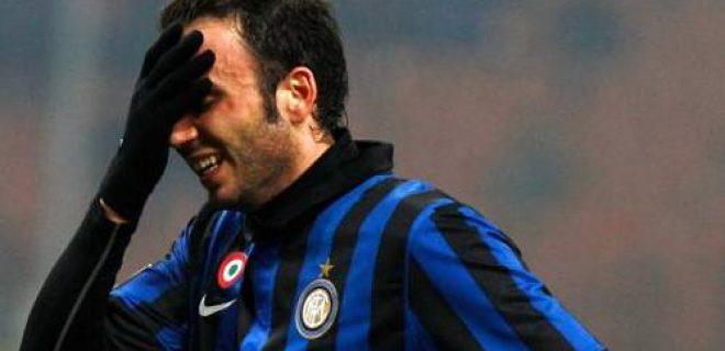 Pazzini Inter-Bologna