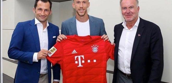 Perisic al Bayern