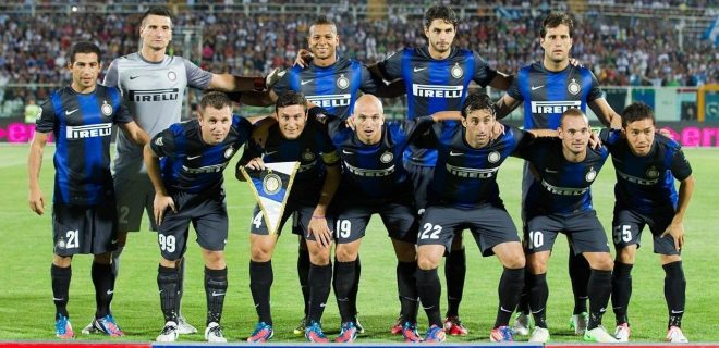 Pescara-Inter foto squadra