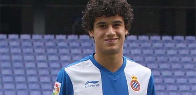 Philippe Coutinho Espanyol