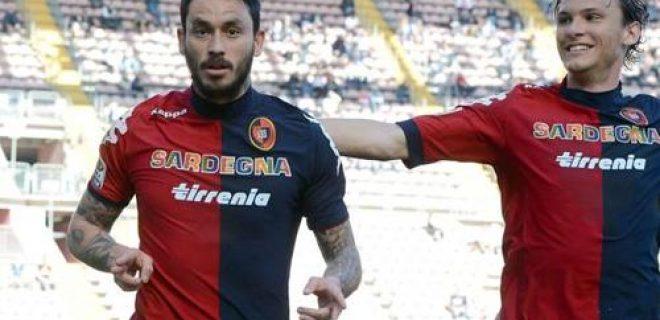 Pinilla Cagliari-Inter