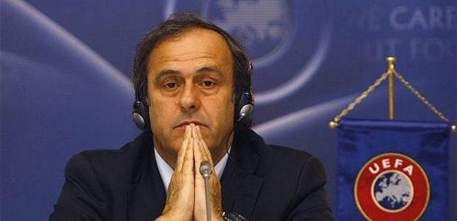 Premio speciale al dirigente: Michel Platini