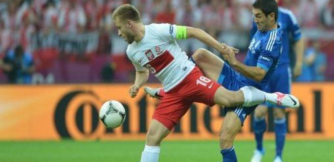 Polonia Grecia Euro 2012