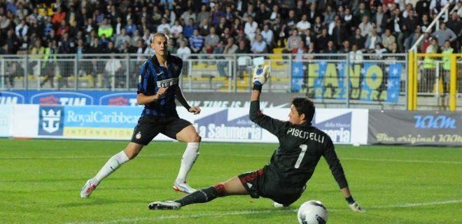 Primavera Inter-Milan Longo gol semifinale