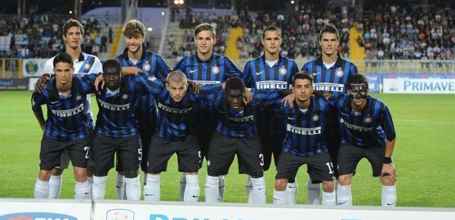 Primavera Inter-Milan foto squadra semifinale