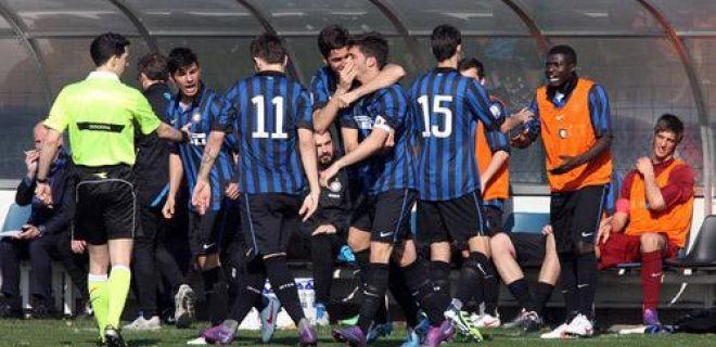 Primavera - Inter vs Cesena 4-2