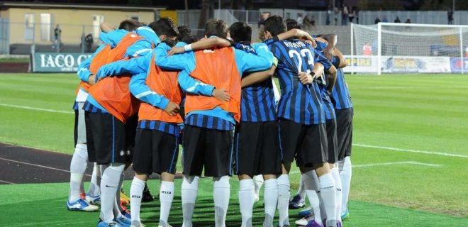 Primavera foto gruppo Inter-Milan semifinale