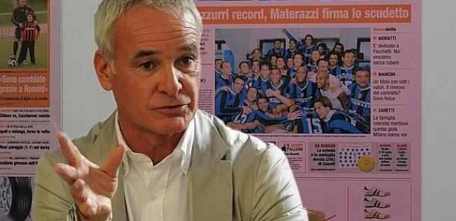 Ranieri intervista Gazzetta