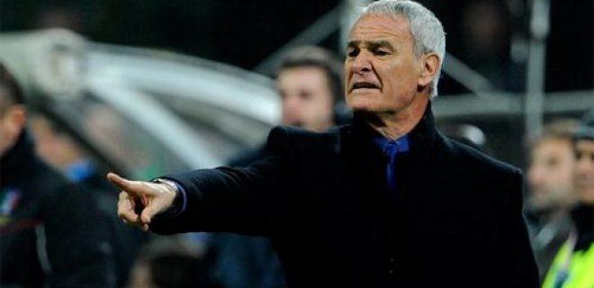 Ranieri Inter-Fiorentina