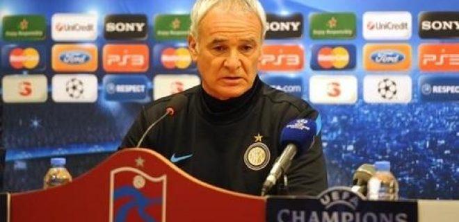 Ranieri conferenza Champions Turchia