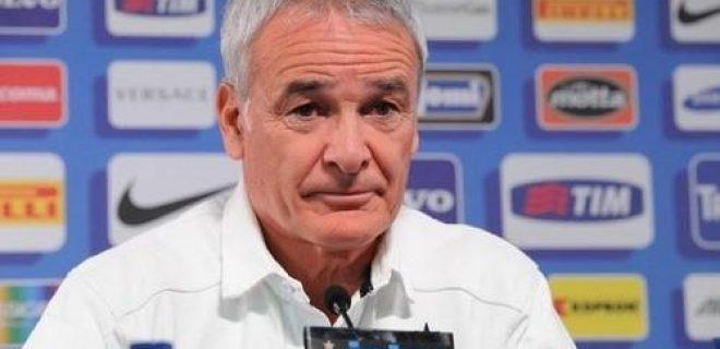 Ranieri conferenza pre Cesena-Inter