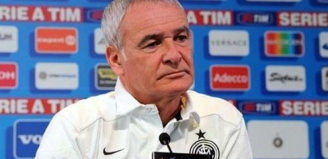 Ranieri conferenza pre Inter-Bologna