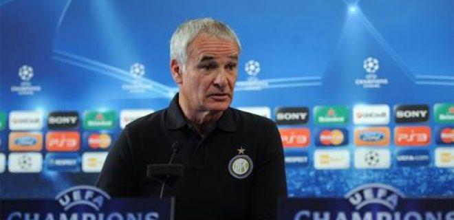 Ranieri conferenza pre Inter-Lille