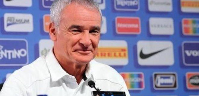 Ranieri conferenza stampa pre Genoa-Inter