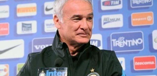 Ranieri conferenza vigilia Inter-Udinese