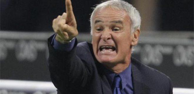 Ranieri grinta