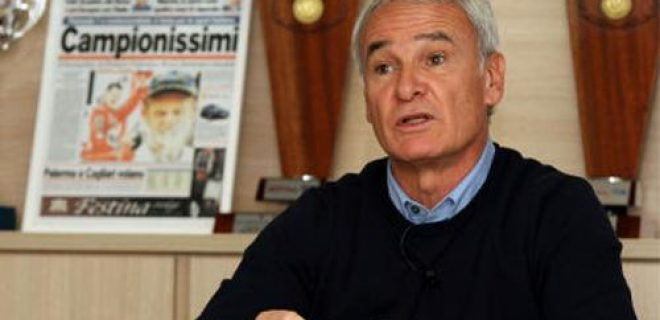 Ranieri @ Corriere dello Sport