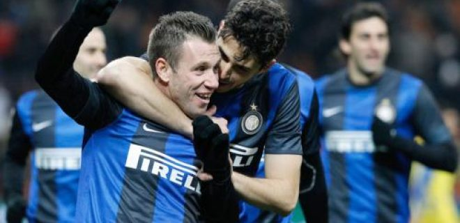 Ranocchia Cassano Inter-Chievo