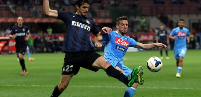 Ranocchia Inter-Napoli