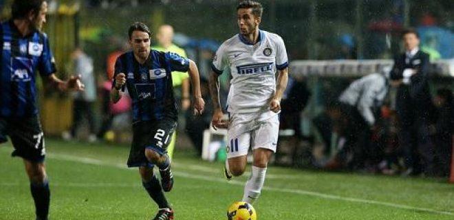 Ricky Alvarez Atalanta-Inter