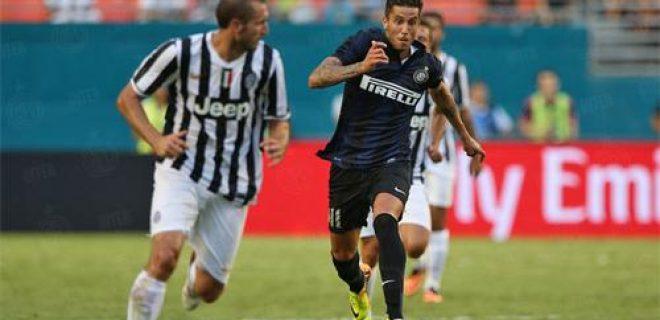 Ricky Alvarez Inter-Juventus