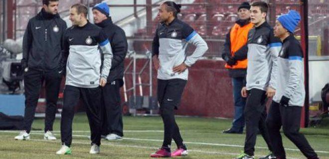 Rifinitura Cluj-Inter
