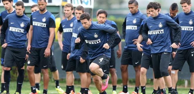 Rifinitura Inter-Bologna