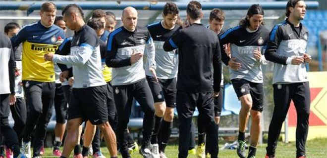 Rifinitura pre Samp-Inter