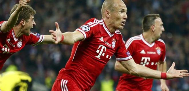 Robben finale Champions