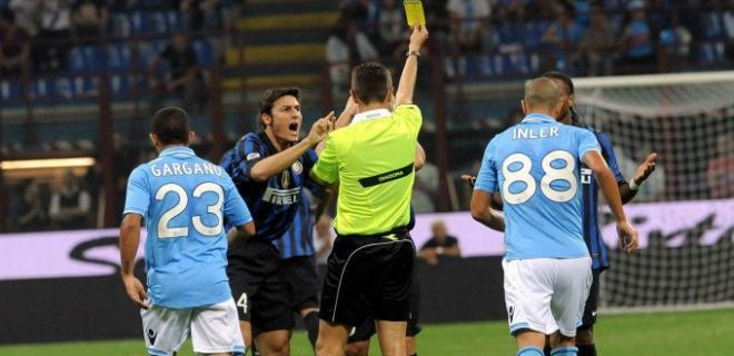 Rocchi Inter-Napoli