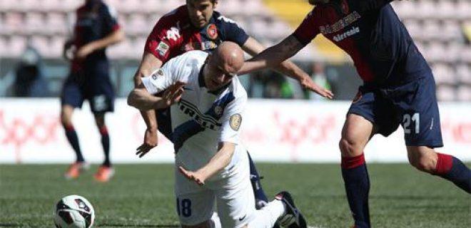Rocchi fallo Cagliari-Inter