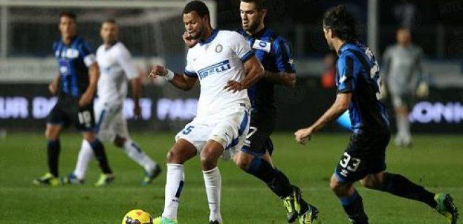 Rolando azione Atalanta-Inter