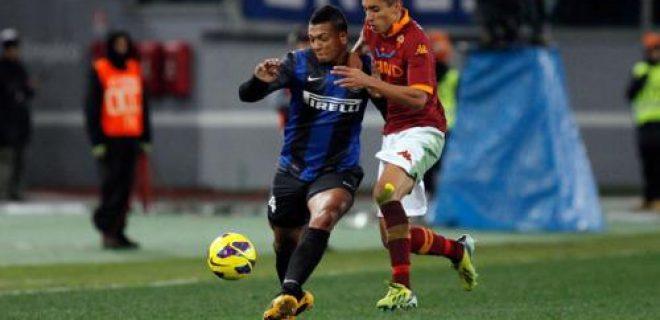 Roma-Inter Guaro Coppa Italia