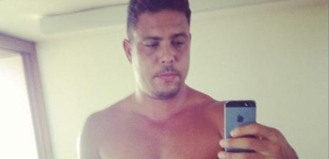 Ronaldo foto Instagram