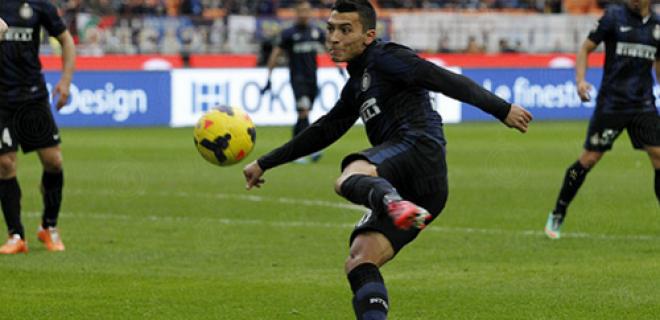 Ruben Botta Inter-Catania