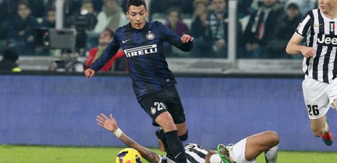 Ruben Botta Juventus-Inter