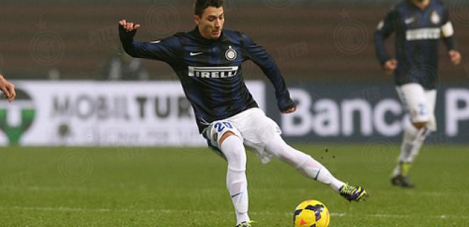 Ruben Botta Udinese-Inter