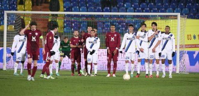 Rubin Kazan-Inter 3-0